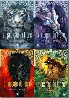 Resultado de imagem para a maldição do tigre livros