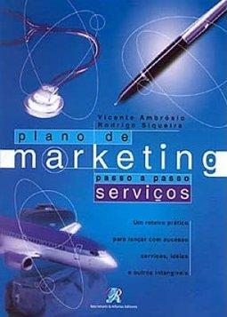 plano de marketing serviços