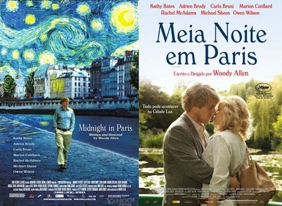 Midnight in Paris Movie Poster copy